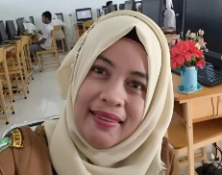 Nelli Suryani Satar - Wakasek Bidang Sarana - Guru Matematika